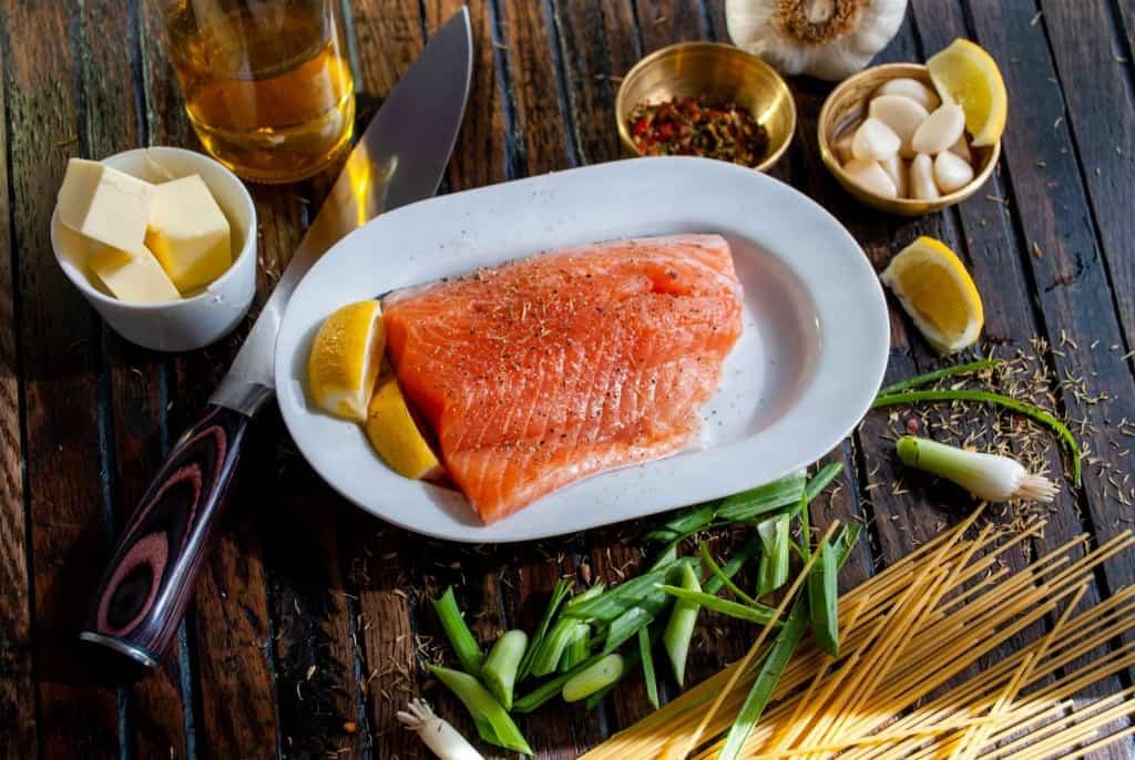 salmon - Omega-3