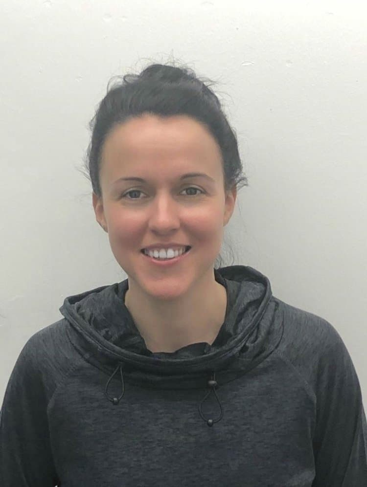 BECKY GROCOTT Personal Trainer Manchester