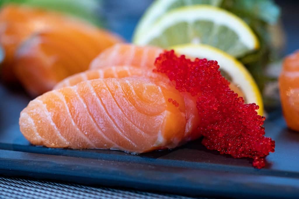 How to lose weight without the gym nutrition salmon