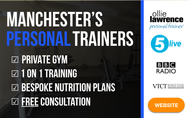 MANCHESTER PERSONAL TRAINING MANCHESTER